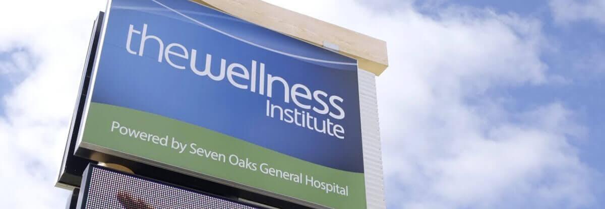 SOGH Wellness Institute sign